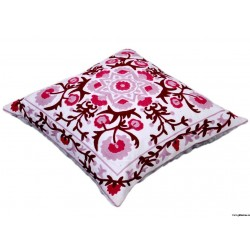 Embroidery Cushion Cover D. No. 3
