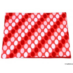 Red Polka Dots Towel
