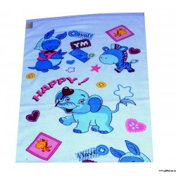 Blue Kids Towel