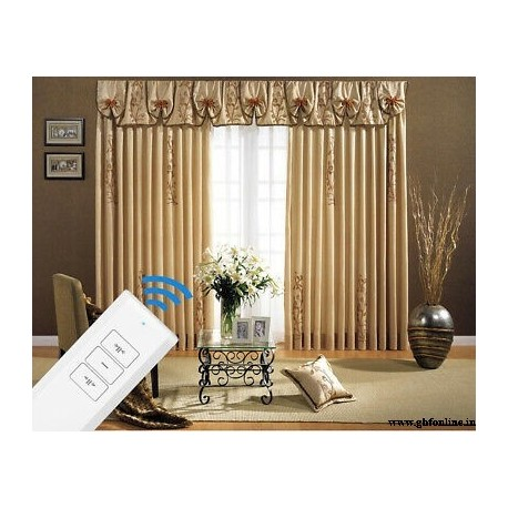 Remote Controlled Curtains and Blinds